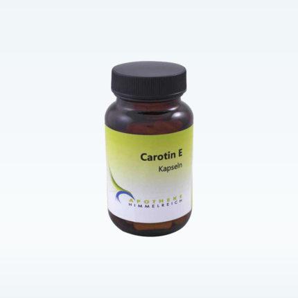 Carotin-E-Kapseln