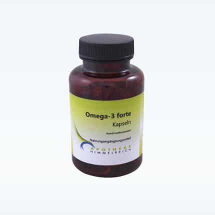 Omega-3-forte-Kapseln