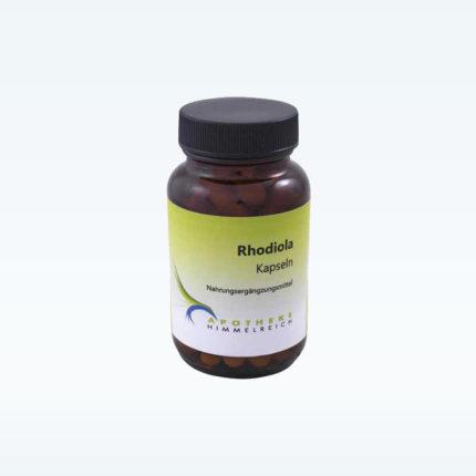 Rhodiola-Kapseln