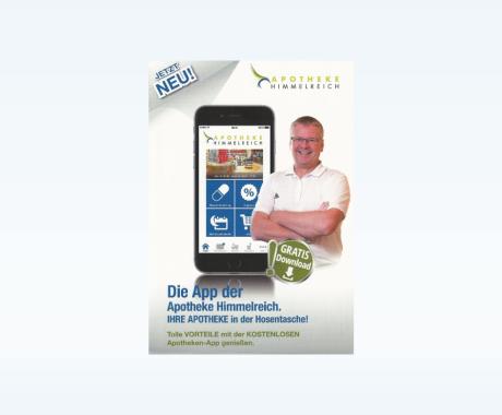 Brandneu – Die Apotheken App