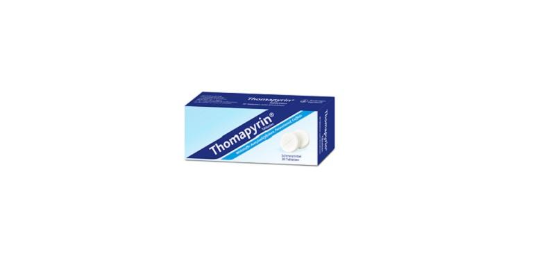 Thomapyrin – Schnell und zuverlässig bei Kopfschmerz