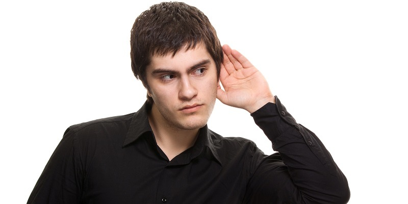 Akutsymptom Hörsturz