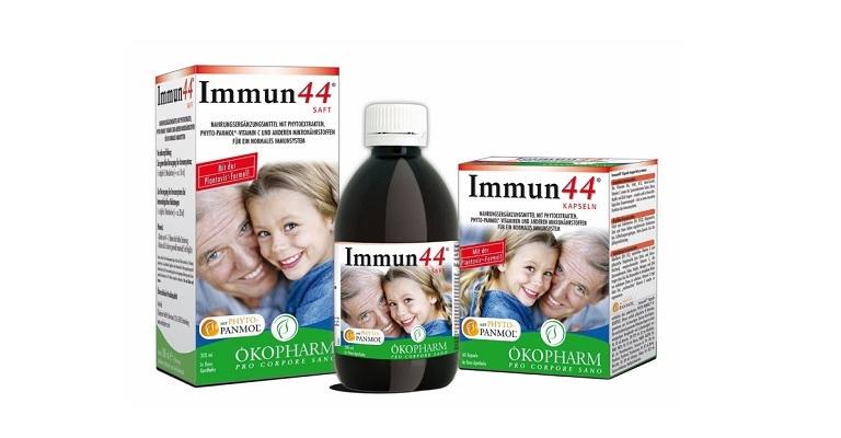 Immun 44®   – Muntermacher fürs Immunsystem