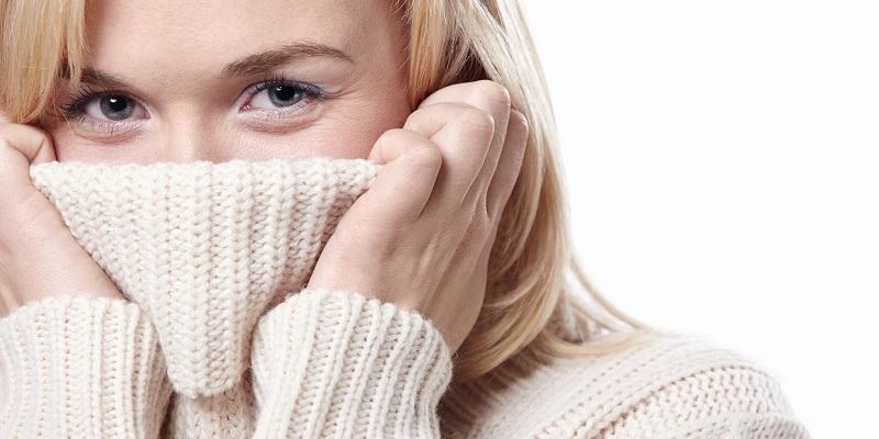 Schützende Pflege für streichelzarte Winterhaut