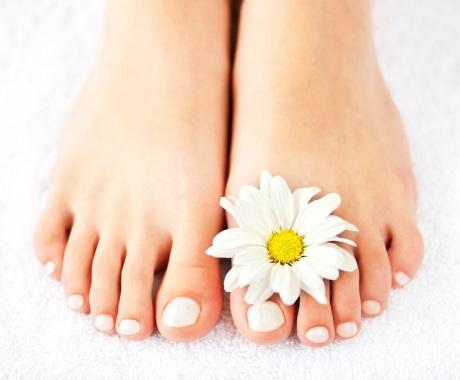 Gesunde Füße – ganz unten, dafür umso wichtiger