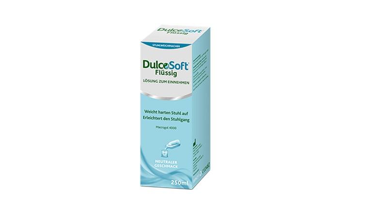 DulcoSoft® Flüssig – Lösung zum Einnehmen