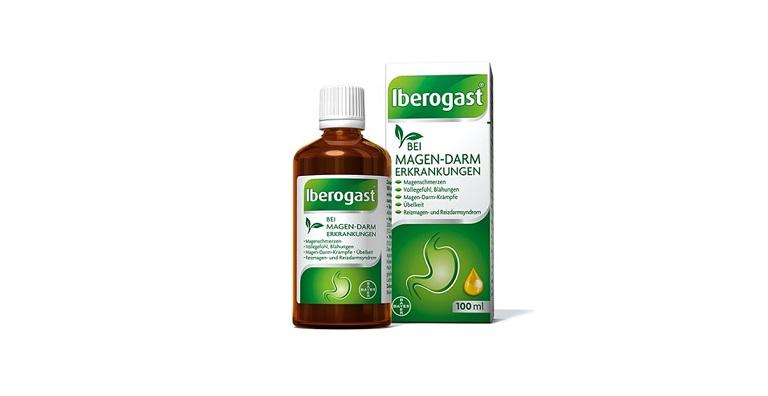 Iberogast® – das pflanzliche Arzneimittel!